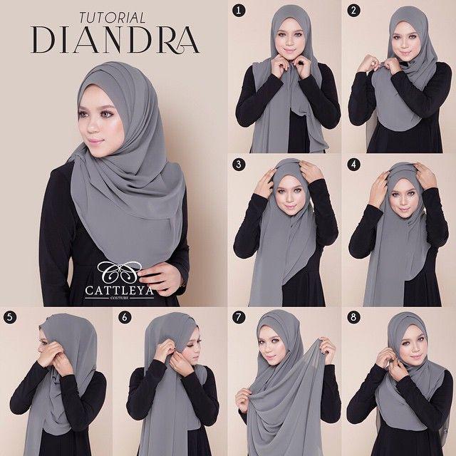 Tutoriels de Hijab8