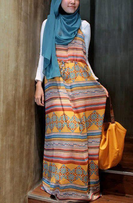 Photo trouver sur:islamicfashion.tumblr.com