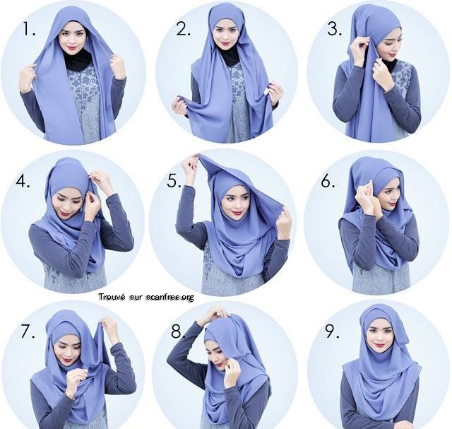 Islamic Hijab Fashion