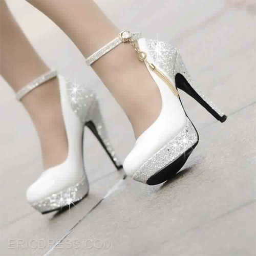 Chaussure mariage femme