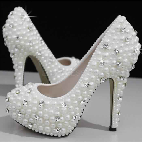 Chaussure mariage femme 6