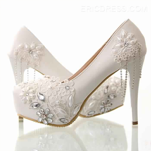 Chaussure mariage femme 9