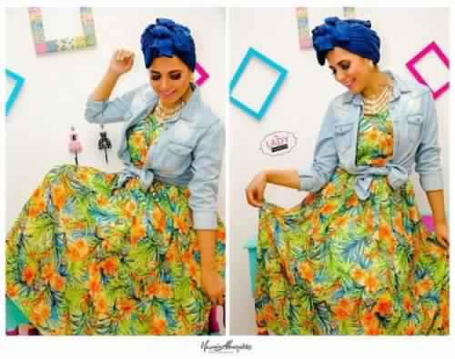 Hijab Glamour 12