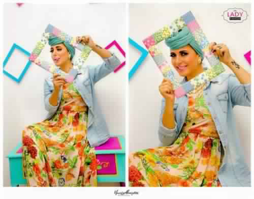 Hijab Glamour 9