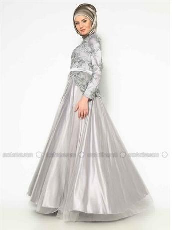 Robe De Soirée Princesse Sublime Pour Hijab