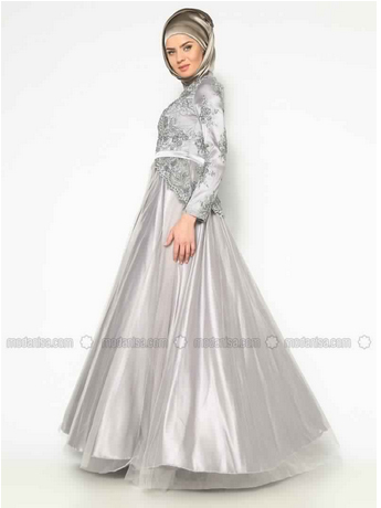 Robe de soiree mohajabat