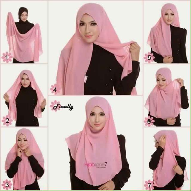 Top 10 Des Plus Beaux Tutoriels De Hijab Moderne, Pratique