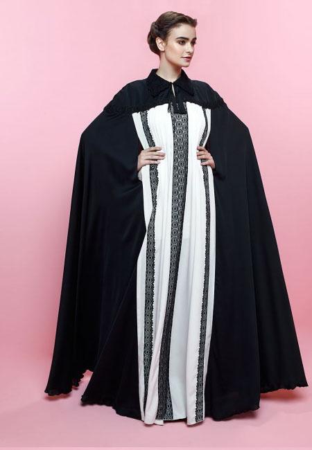 Abaya Moderne10