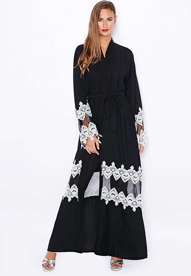 Abaya Saoudienne