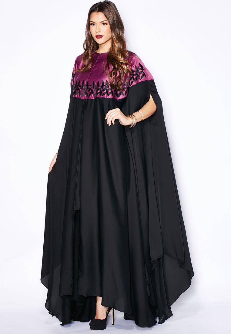 Abaya Saoudienne11