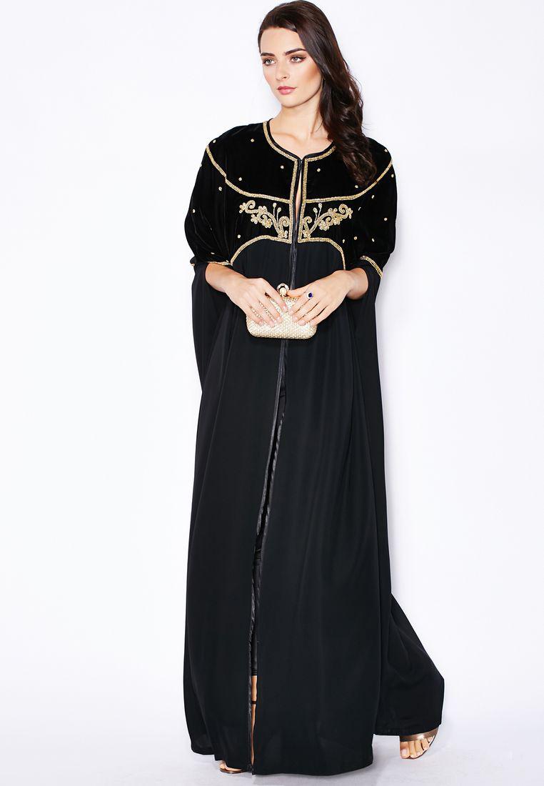 Abaya Saoudienne3