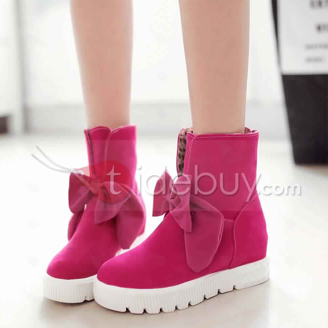 Bottines Chic3