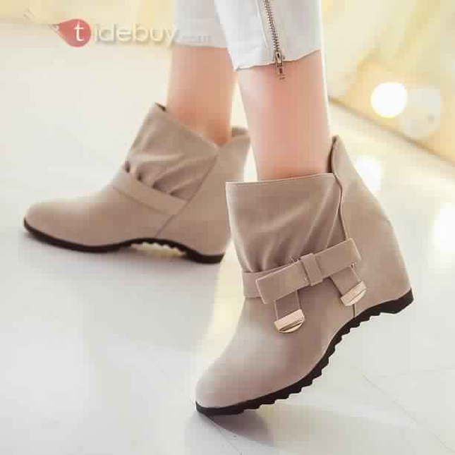 Bottines Chic4