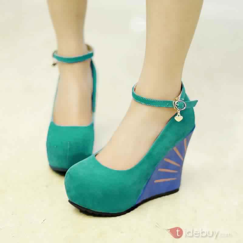Chaussure Compensée1