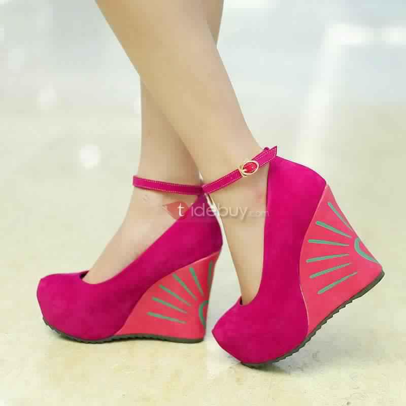 Chaussure Compensée3