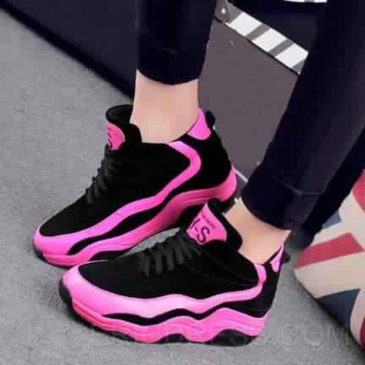 d couvrez les nouvelles tendances hiver 2016 des chaussures baskets montantes chic et pratiques. Black Bedroom Furniture Sets. Home Design Ideas