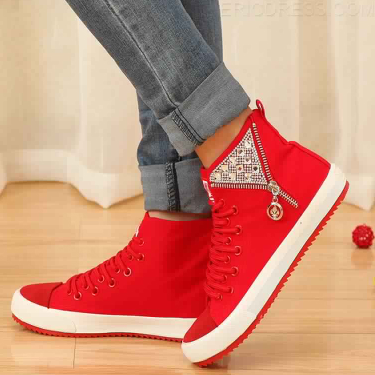 Chaussures Baskets Montantes 4