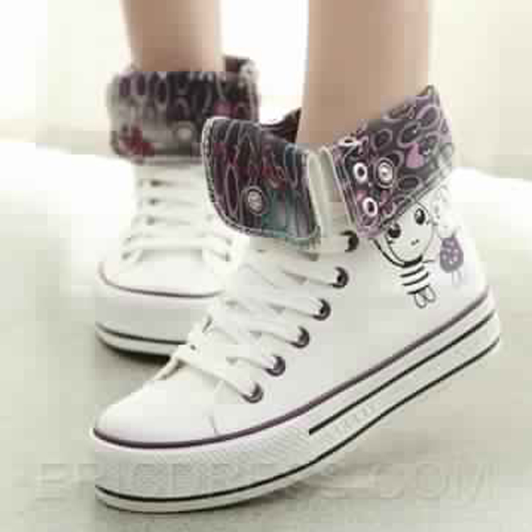Chaussures Baskets Montantes 7