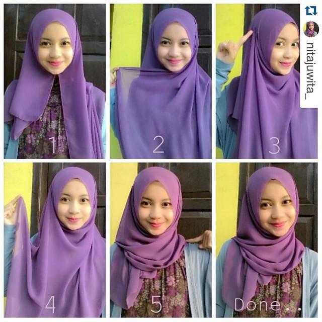 Hijab Glamour 1