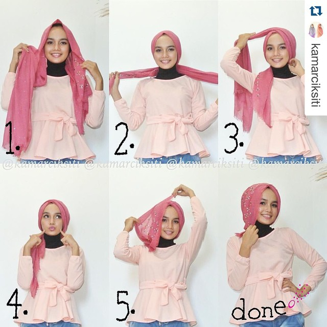 Hijab Glamour 2