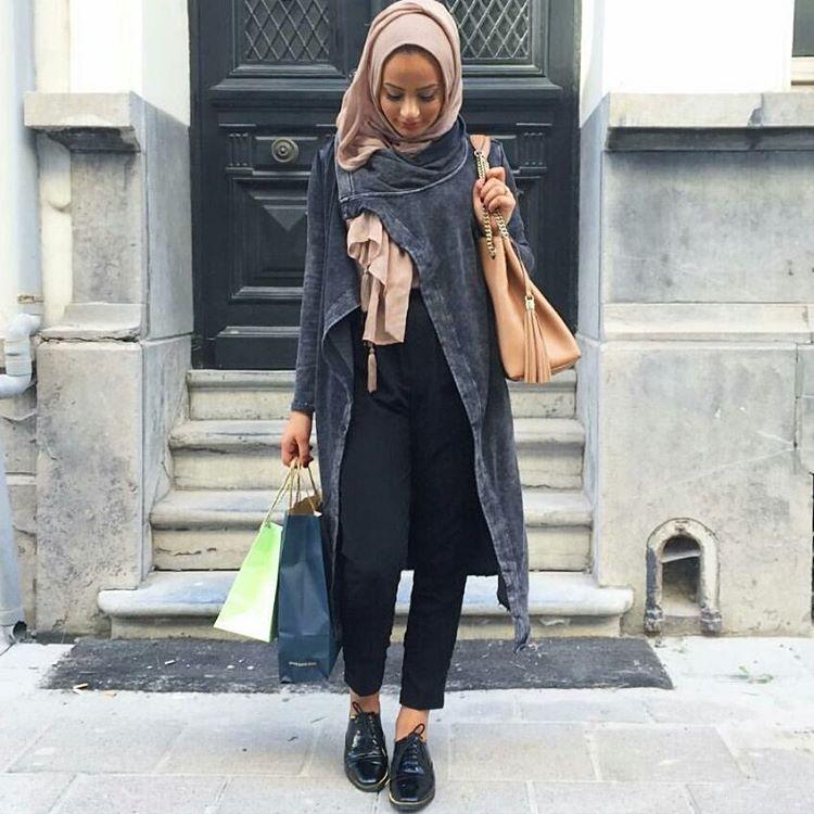 Hijab Fashion Et Pratique 30 Mod Les Inspir S 2016 Astuces Hijab