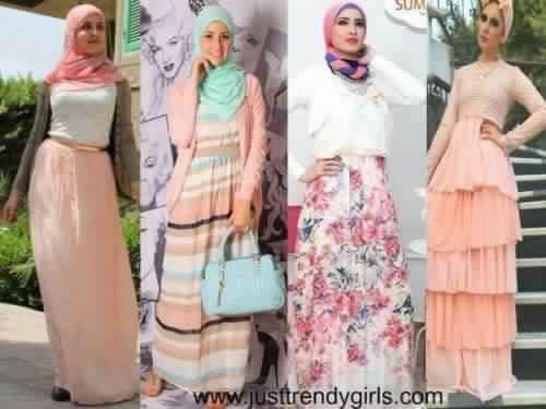 Mode Hijab Glamour