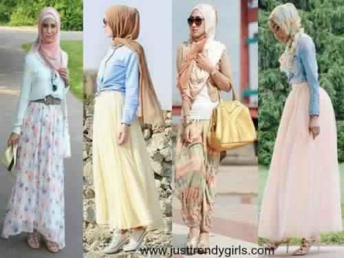 Mode Hijab Glamour1