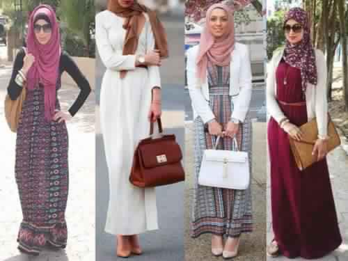 Les Derni Res Tendances De Mode Hijab Glamour 20 Mod Les