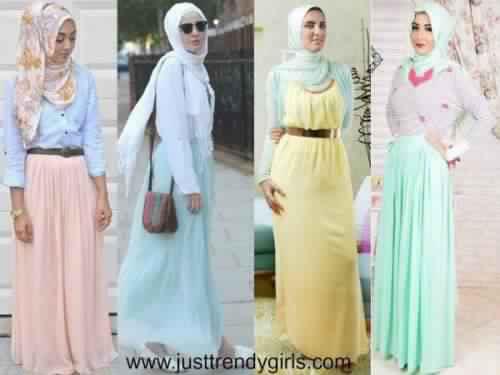 Mode Hijab Glamour11