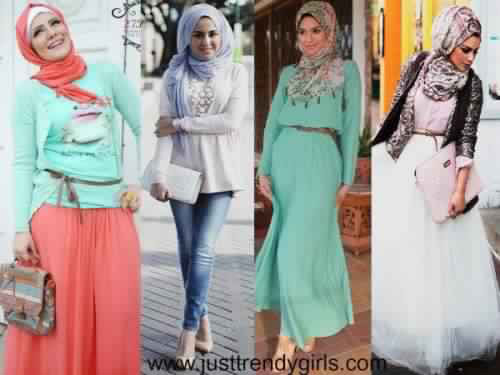 Mode Hijab Glamour12