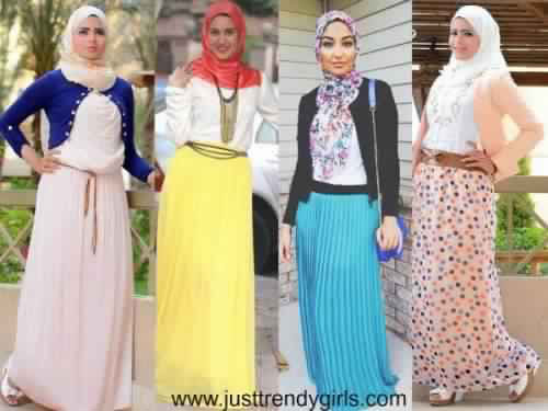 Mode Hijab Glamour13