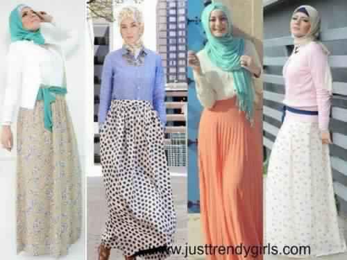Mode Hijab Glamour4