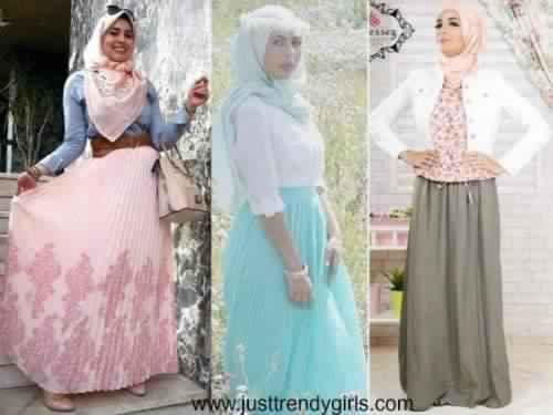 Mode Hijab Glamour5