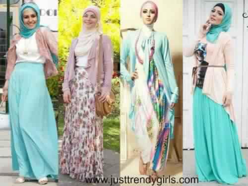 Mode Hijab Glamour6