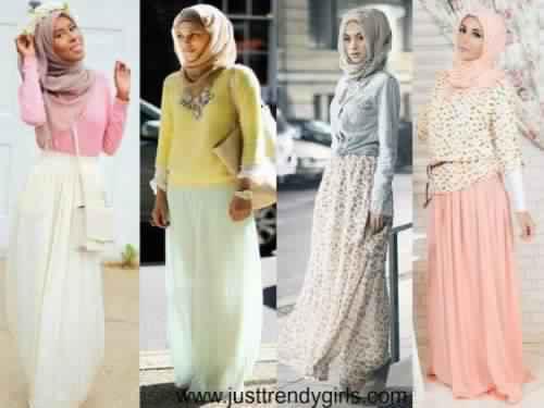 Mode Hijab Glamour9