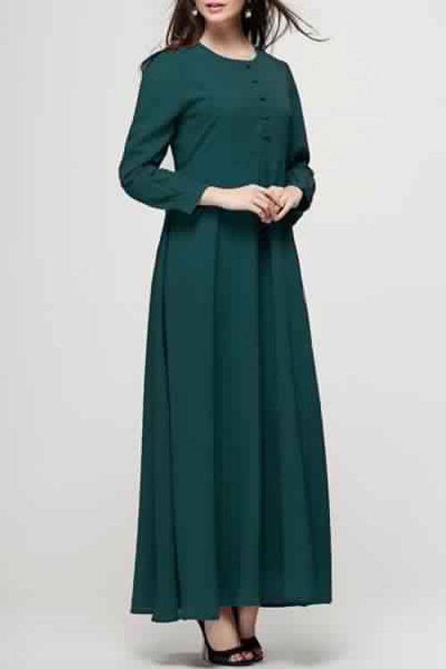 3 mod les de robe chic et fashion pour femme voil e astuces hijab
