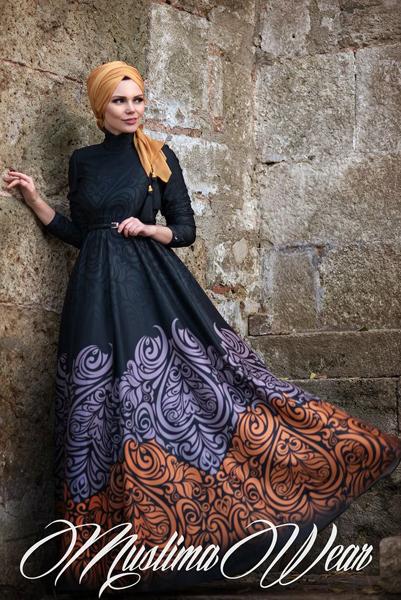 Robe Femme Voilée10