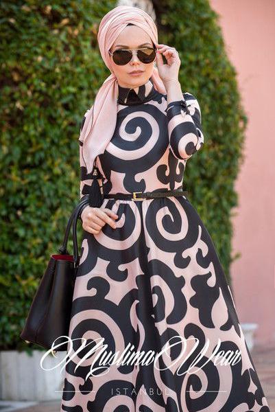 Robe Femme Voilée5