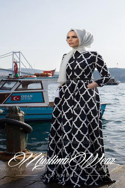 Robe Femme Voilée8
