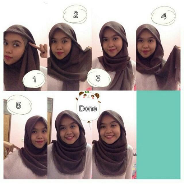Tutoriel Hijab 5