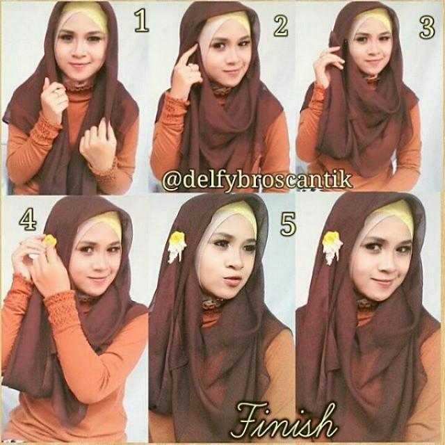 Tutoriel Hijab 6