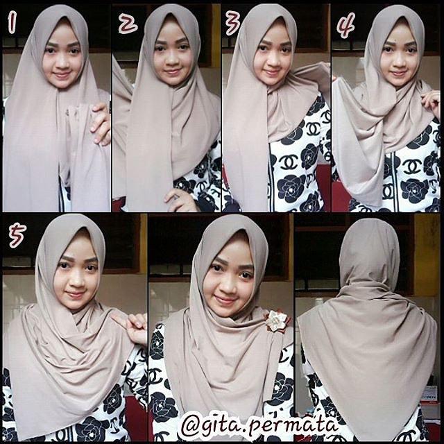 Tutoriel Hijab 7
