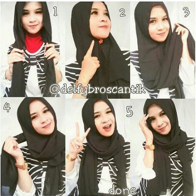 Tutoriel Hijab 8