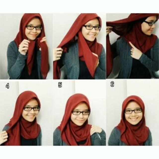 Tutoriel hijab1
