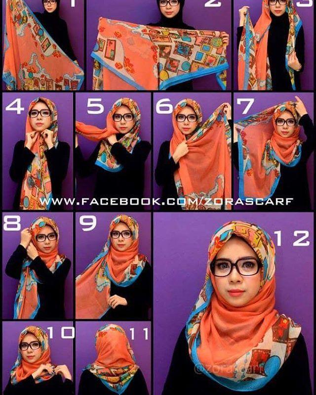 Tutoriel hijab5