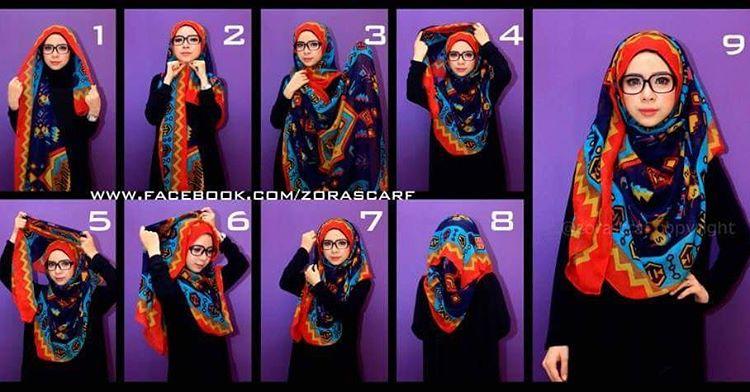 Tutoriel hijab6