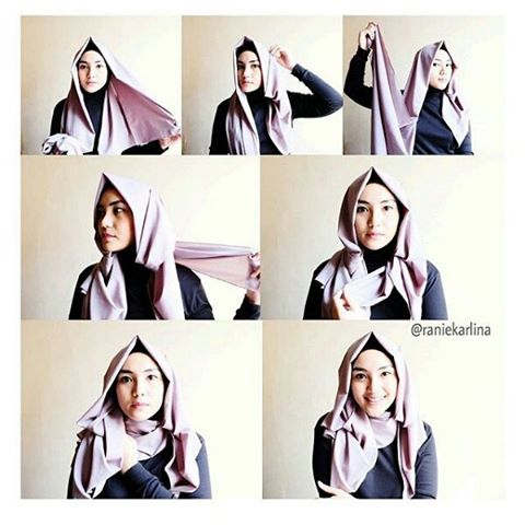 Tutoriels De Hijab Moderne Et Élégant