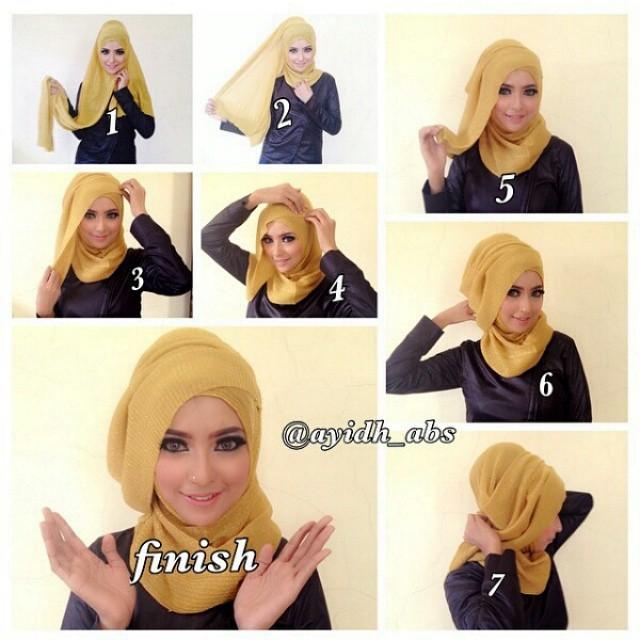 Tutoriels De Hijab Moderne Et Élégant 2
