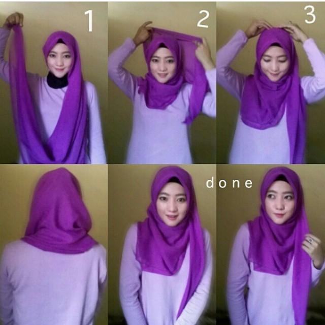 Tutoriels De Hijab Moderne Et Élégant 7