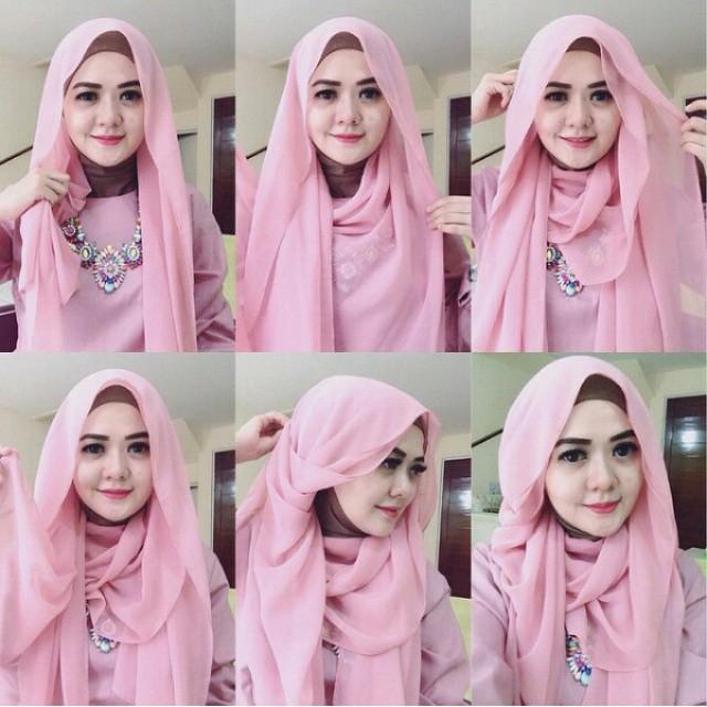 Tutoriels De Hijab Moderne Et Élégant 9